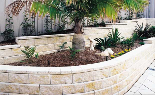 retaining wall planter-AB Collection