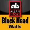 allan block retaining wall estimating app for apple and android